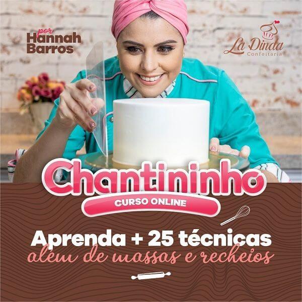 Bolos em Chantininho 2.0